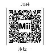 HEYimHeroic 3DS QR-057 José