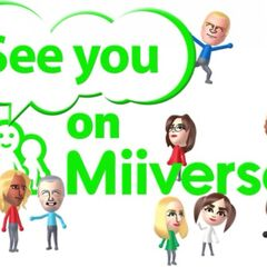 Pit and friends on a Miiverse poster.