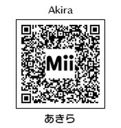 HEYimHeroic 3DS QR-028 Akira