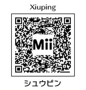 HEYimHeroic 3DS QR-022 Xiuping