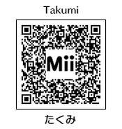 HEYimHeroic 3DS QR-009 Takumi