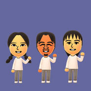 Wii sports club families the zhangs by robbieraeful dalorco-250t