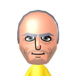 HEYimHeroic 3DS FACE-089 Jesús