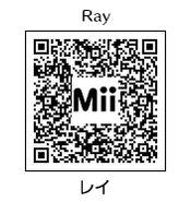060 Ray QR