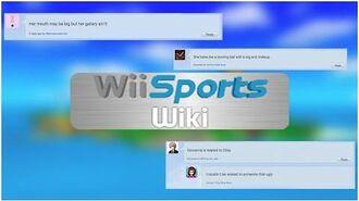 Wii Sports Wiki roasts some Wii Sports Miis WSW