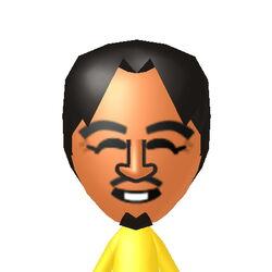HEYimHeroic 3DS FACE-024 Jianjun