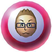 Nick bingo ball