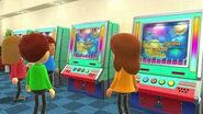 Wii Party U- Dojo Domination- Standard- Mike (Wii Sports) Gameplay