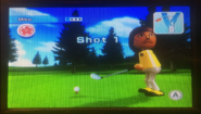 Mike in Golf