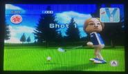 Eddy in Golf