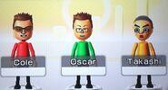 Miis 1 (Wii Party)