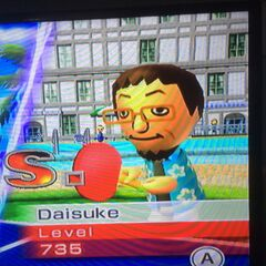 Daisuke In Table Tennis