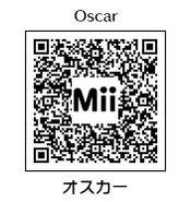 HEYimHeroic 3DS QR-027 Oscar