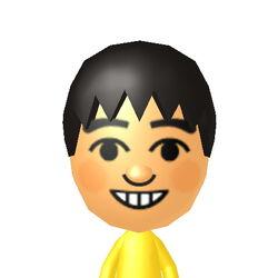 HEYimHeroic 3DS FACE-001 Ji-hoon