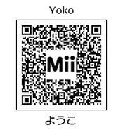 HEYimHeroic 3DS QR-014 Yoko