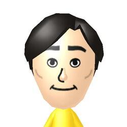 HEYimHeroic 3DS FACE-009 Takumi
