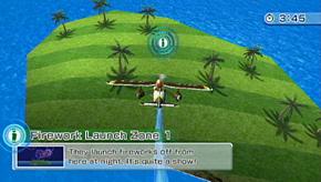Firework Launch Zone 1