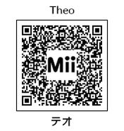 HEYimHeroic 3DS QR-028 Theo