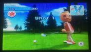 Fritz in Golf