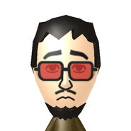 HEYimHeroic 3DS FACE-004 Akira-Wii