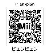 HEYimHeroic 3DS QR-008 Pian-Pian