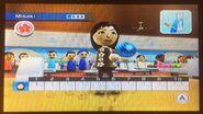 Misaki in Bowling
