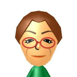 HEYimHeroic 3DS FACE-011 Yoshi