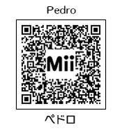 HEYimHeroic 3DS QR-087 Pedro