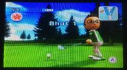 Nick in Golf