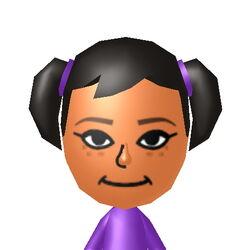 HEYimHeroic 3DS FACE-015 Miyu