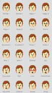 Pierre's Face Expressions (Part 1)