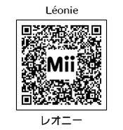 HEYimHeroic 3DS QR-099 Léonie