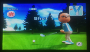 Barbara in Golf