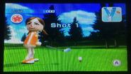 Lucia in Golf