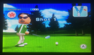 Vincenzo in Golf