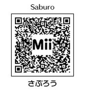 HEYimHeroic 3DS QR-000 Saburo