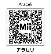 HEYimHeroic 3DS QR-090 Araceli