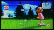 Helen in Golf