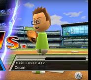 Oscar in Baseball