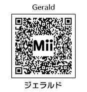 HEYimHeroic 3DS QR-056 Gerald