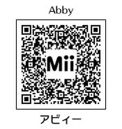 HEYimHeroic 3DS QR-030 Abby