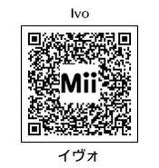 HEYimHeroic 3DS QR-081 Ivo