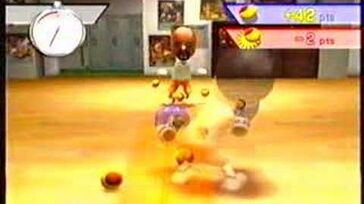 Wii Sports Boxing Training - Dodging