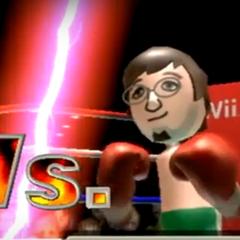 Luca in Boxing