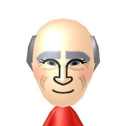 HEYimHeroic 3DS FACE-101 Bernardo