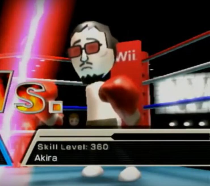 Akira Wii Sports Wii Sports Wiki Fandom Powered By Wikia
