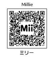 HEYimHeroic 3DS QR-060 Millie