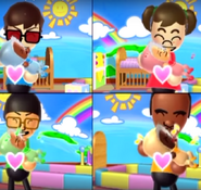 Midori, Shinnosuke and Eduardo in Cry Babies