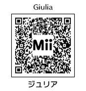 HEYimHeroic 3DS QR-079 Giulia