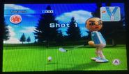 Takashi in Golf